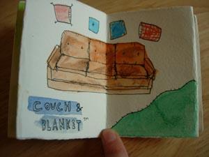 couchblanket